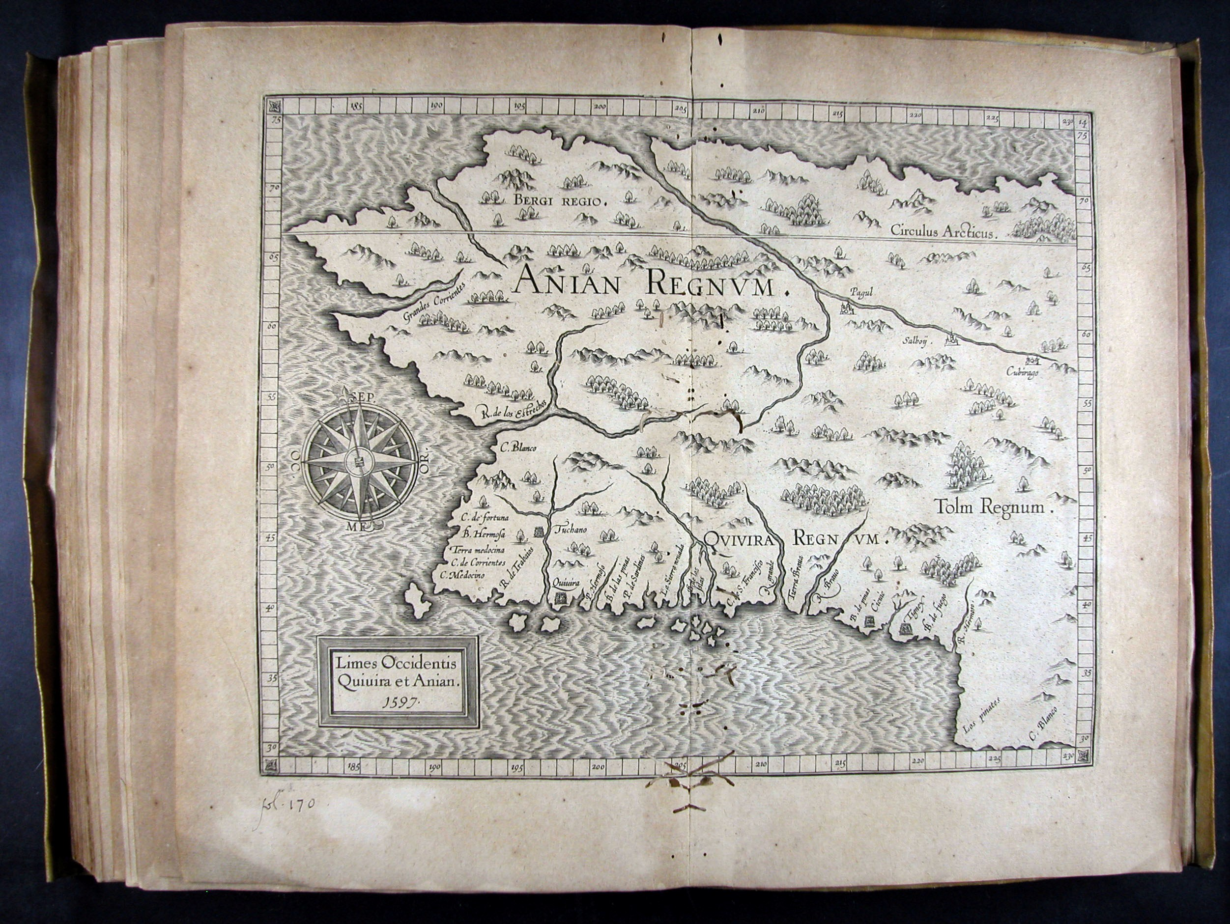 Descriptionis ptolemaicae augmentum, siue Occidentis notitia