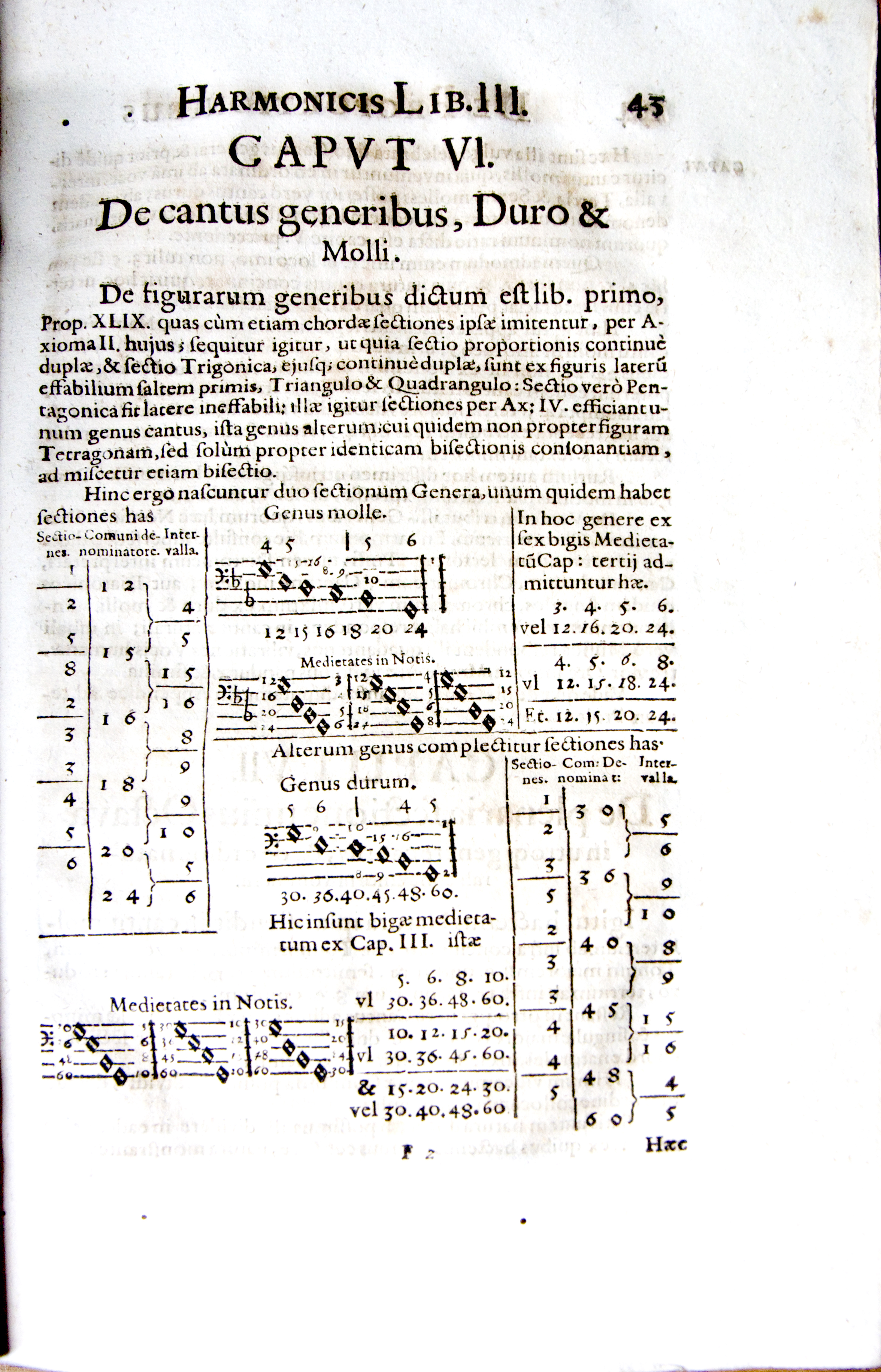Ioannis Keppleri Harmonices mundi libri V